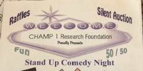 2nd Annual Champ1 Research Foundation Fundraiser tickets