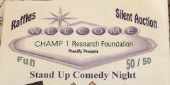 2nd Annual Champ1 Research Foundation Fundraiser
