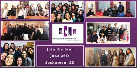 IWS Summer Social: Saskatoon, SK tickets