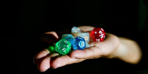 Dungeons and Dragons Campaign Day for Adults