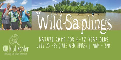 Wild Saplings Nature Camp tickets