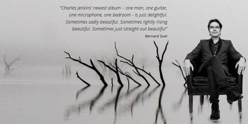 Charles Jenkins - One Man, One Guitar.