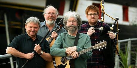 Tannahill Weavers Return to Café Paradiso tickets