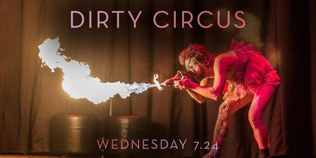 Dirty Circus tickets