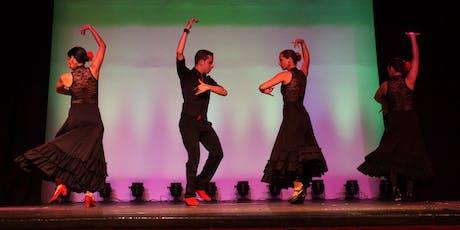 Beginning Adult Flamenco Workshop tickets
