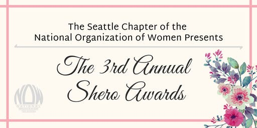 The 3rd Annual Shero Awards