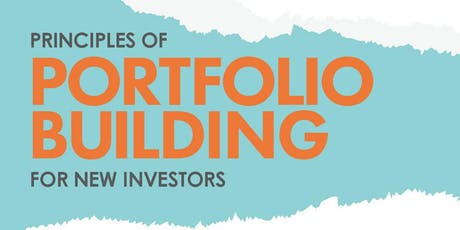 Principles of Portfolio Building for New Investors tickets