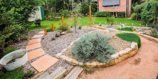 Towards 2040 -Water sensitive garden design
