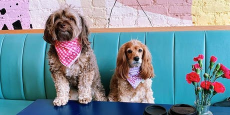 Yappy Hour - Free drinks and Benebones, games,  dog caricatures & More! tickets
