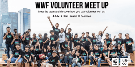 WWF Volunteer Meetup tickets