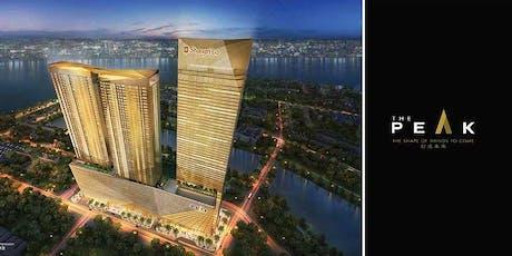 9% Per Annum Return!! The Peak Shangri-La Cambodia ,INVESMENT. tickets