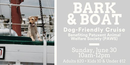 Bark & Boat Dog-Friendly Cruise