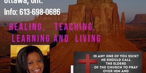 LEVITICAL HEALING MINISTRIES