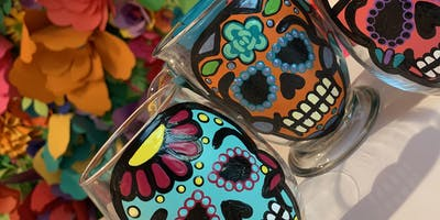 Sugar Skull Painting Party