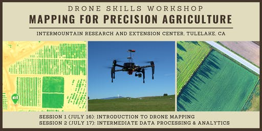 Drone Mapping for Precision Agriculture
