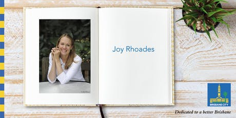 Meet Joy Rhoades - Wynnum Library tickets