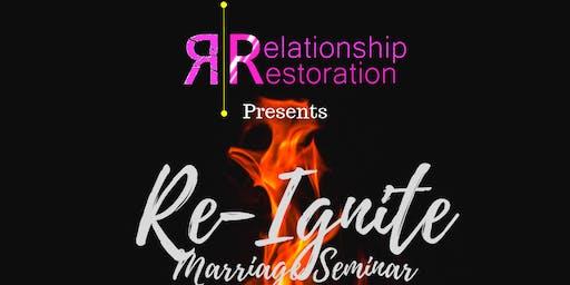 Re-Ignite Marriage Seminar