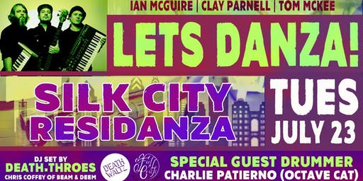 Let's Danza! Silk City Residanza - July Edition