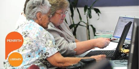 Online Ancestry Resources Workshop tickets