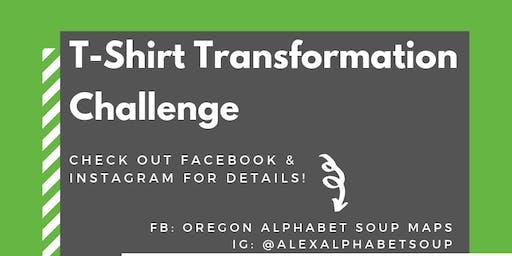 T-Shirt Transformation Challenge