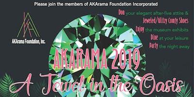 AKArama 2019 - A Jewel in the Oasis