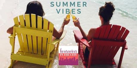 """Summer Splash"" Sip & Shop Ladies Networking Social @ Tapped 6.27.19 tickets"