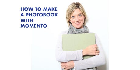 LIBBY JEFFERY DEMO: How to make a photo book with Momento tickets
