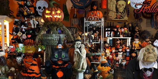 The Attic - Folsom's Premier Falloween Popup Shop