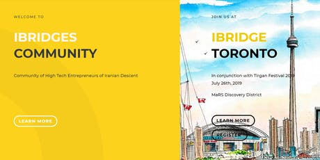iBRIDGE TORONTO 2019 tickets