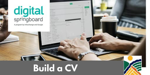 Build a CV @ Kapunda Library (July 2019)