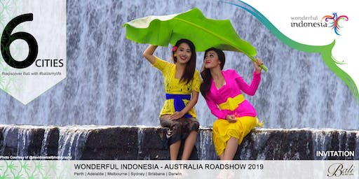 Rediscover Bali with Wonderful Indonesia Roadshow Brisbane 2019