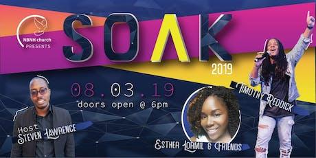 NBNH Soak Concert 2019 tickets