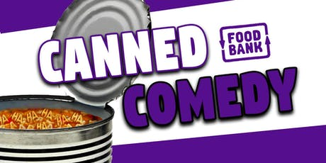 CANNED COMEDY PEEL tickets
