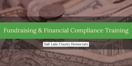 Fundraising & Financial Compliance Training tickets