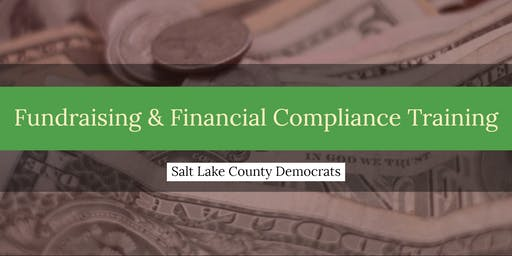 Fundraising & Financial Compliance Training