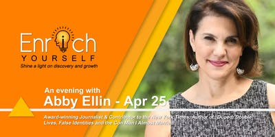Enrich Yourself Speaker Series: ABBY ELLIN