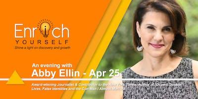 Enrich Yourself Speaker Series: ABBY ELLIN