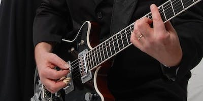 TIM CAMPBELL TRIO featuring TONY SILVESTRI - BLUES AT ITS BEST