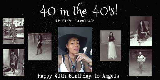 40 in the 40's