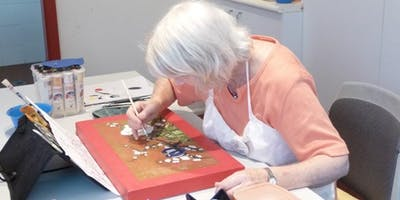 Painting for Fun -Term 3 2019 (Over 55s Leisure and Learning) (Monday 10am - 12pm)- City of Parramatta Council