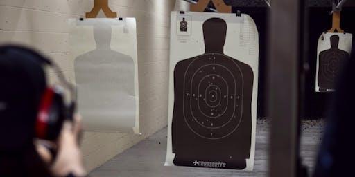 Private Pistol Lesson (11am-1pm)