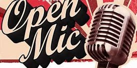 Paradigm Theatre Presents Open Mic Night
