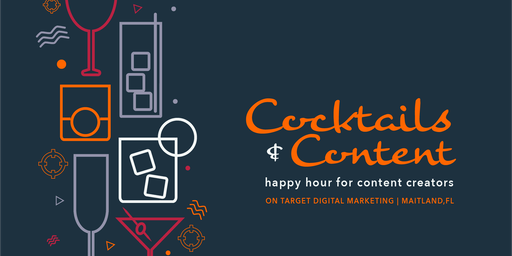 Cocktails & Content : Meetup For Content Creators & Digital Marketers