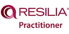 RESILIA Practitioner 2 Days Training in Mississauga