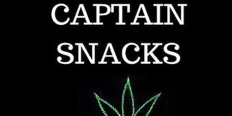 """Captain Snacks Tasting Party"" tickets"