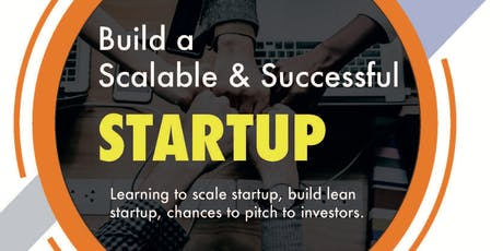 Build a scalable and successful startup tickets