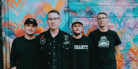 HAWTHORNE HEIGHTS + ILLICIT NATURE + A RESIDUAL AFFINITY tickets
