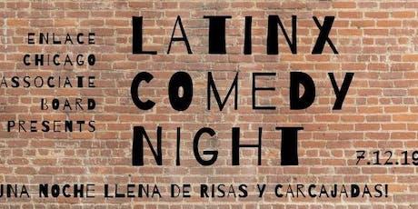 Latinx Comedy Night tickets