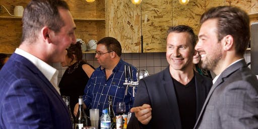Friday Networking Drinks! Fun business building (August)