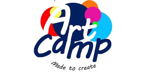 Art Camp at King of Kings August 12-15
